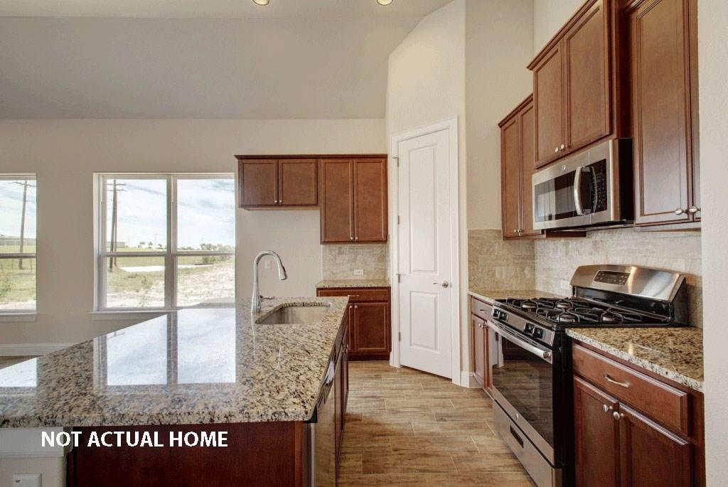 Restrictions: Yes MLS# 5545032 - Built by Brohn Homes - September completion! ~ This beautiful 2038 square foot home sits on a large lot (162 feet long) and will be ready for move in approx Sept 2020. It features an open kitchen with an oversized granite island, stainless steel GE appliances and 42' cabinets. It also has an extended shower in the masterbath with raised double vanities and a walk in closet. ** Photos not of actual home** Home complete Sept 2020**