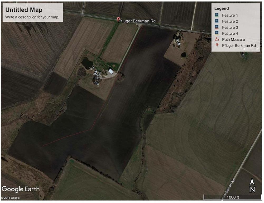 92 total acres. 15 acre adjacent lot to be sold together @ $15k / acreRestrictions: Unknown