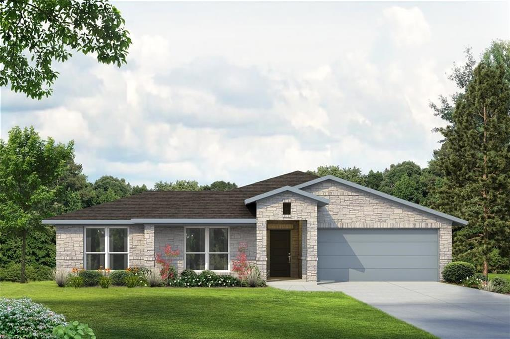 """MLS# 6632028 - Built by Brohn Homes - September completion! ~ This wonderful 1813 sq ft home will be complete for move-in Sept 2020. This home features a game room, built-in kitchen appliances, & 42"""" kitchen cabinet uppers. The master bath is fully equipped with raised double vanities and an extended walk-in shower. **Photos not of actual home**Restrictions: Yes  Sprinkler Sys:Yes"""