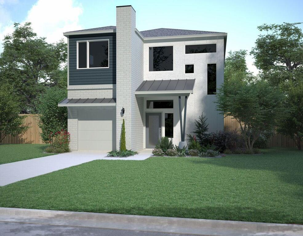 """1105 Showbox/ ANN ARBOR/TO BE BUILT/ESTIMATED COMPLETION 7-8 MONTHS. Welcome to the Park at Wellspoint, a new home gated community off Wells Branch Parkway. Featuring free-standing homes w/garages & private fenced yards. 7 floor plans from 1322sf to 2153sf with soft contemporary exterior facades & open concept living spaces. 1105 Showbox is a to be built 1753 SF """"Ann Arbor"""" floor plan. Homes from the low $300's. Ask about Sep 10K design incentive. Model home open daily 1-3PM. Visit: masonwoodtx.com Sprinkler Sys:Yes"""