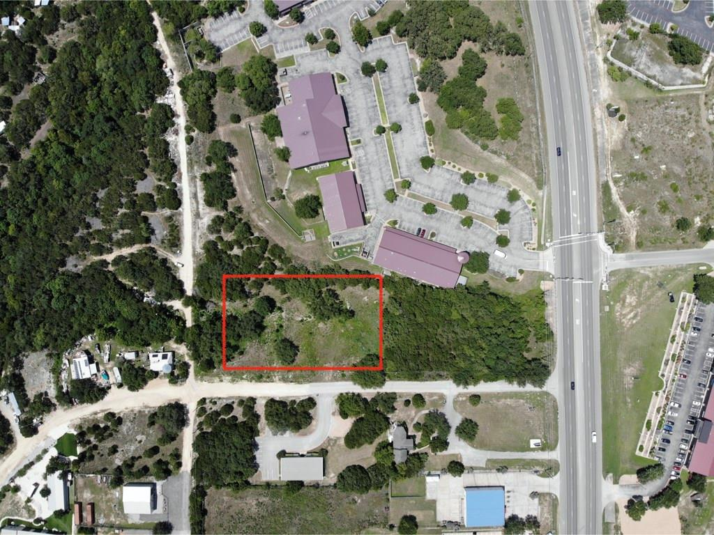 Ready to develop (C-2) commercially zoned lot in affluent Lakeway. Lot has been cleared, beautiful flat topography, slightly sloped on one end.  All information deemed reliable not guaranteed buyer must verify.