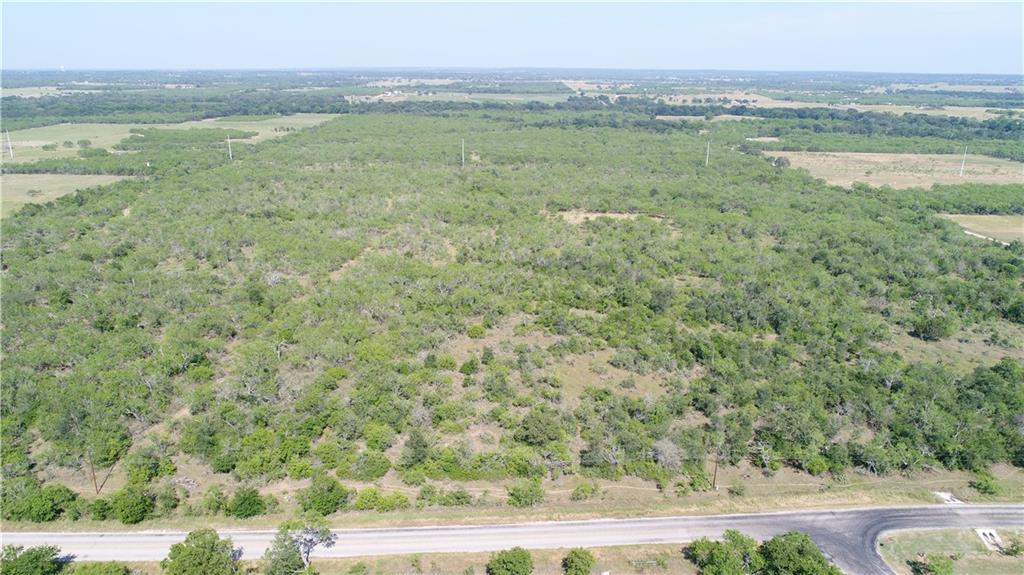 Heavily wooded ranch property located Southwest of Seguin with road frontage on Church Road and Sterling Road. The property offers wildlife habitat and hunting opportunities and consists of mostly Mesquite trees and some Cedar Elm, Texas Persimmon a few Live Oak trees and native grass.  There is a Springs Hill water meter on the property and an electric meter that is currently disconnected.  A rare opportunity to own a property like this with lots of potential and several good building sites!Restrictions: Unknown