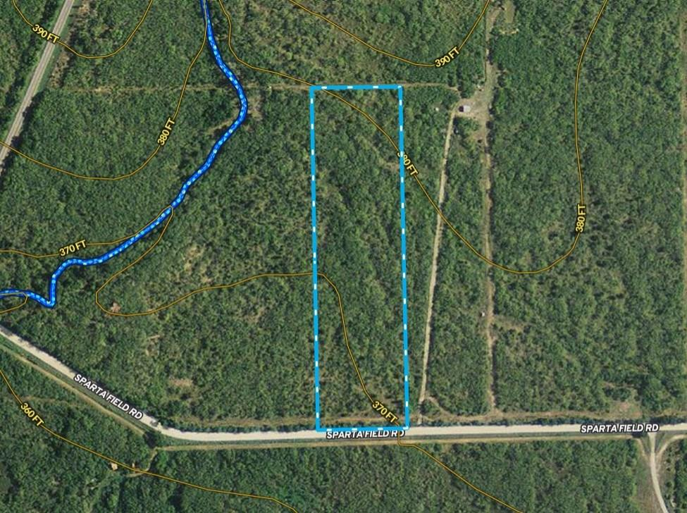 LOT 6 is 7.84 acres and sits just off of FM 1115 on CR 451 (Sparta Field Road). Seller has contracted with Fayette County Water Supply Corp and GVEC to have water and electric installed in the easement for these lots to connect to. Nice elevation changes with trees dotted through the lot. Newly created subdivision Independence Landing in Gonzales county is 10 tracts of 3.7 up to 19 acres with light restrictions (no manufactured homes among others). Seller is offering Owner financing.Restrictions: Yes