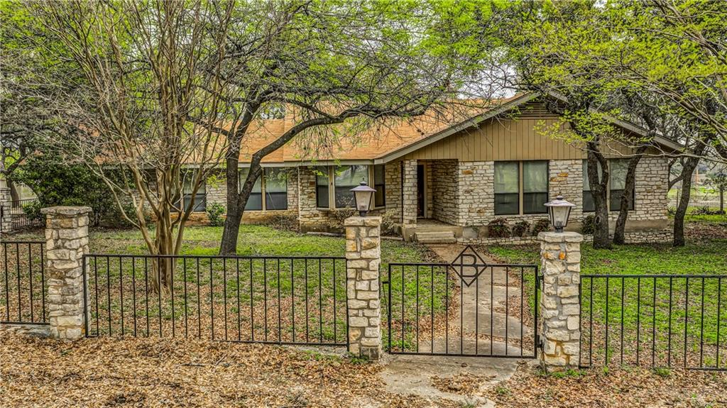 12.5 Acres commercial frontage along Hwy 290 West of Dripping Springs. Commercial development opportunity. Older home could serve as office. Currently rented as residence. Shown by appointment only. Additional acreage available up to 86 acres.FEMA - Unknown