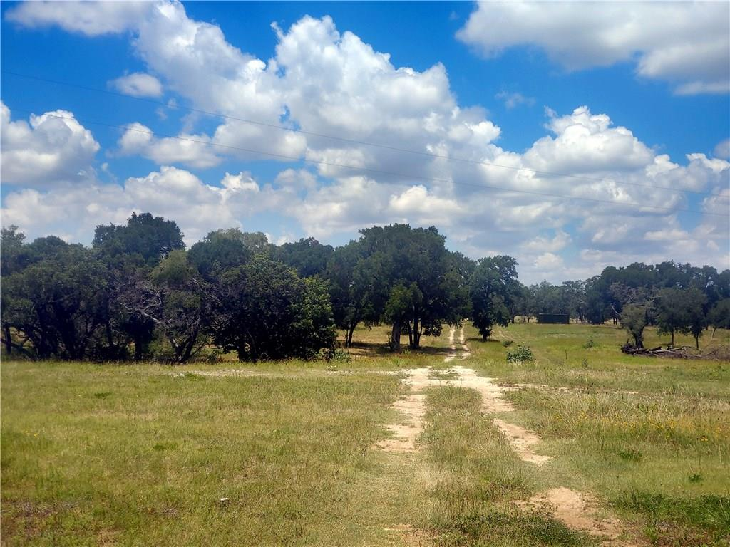 3.5 miles from 183- Mix of open seeded pasture and mature oak forest- Property has been used as a hunting and recreational place-great habitat professionally managed. Several beautiful homesites hidden among mature healthy oaks- not another house in sight! Ask the listing agent about the value of the rock on the property-build your dream home with what is on the place! Also, some great pond sites-estimates are available. The access is owned by the seller NO EASEMENTS- hunting, homestead, horses, or cattleRestrictions: Yes