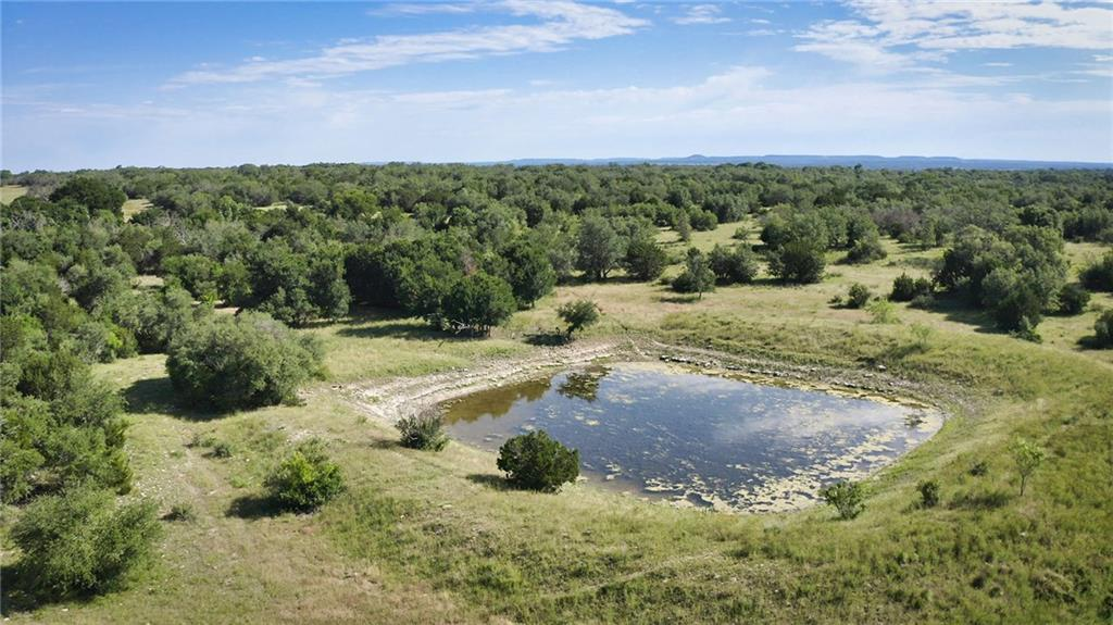 Build your dream home on this amazing 17.42-acre tract. Great Hill Country views located between Austin and Lampasas. This property has a pond for fishing or watering your livestock. We are a gated community with a country attitude.Restrictions: Unknown