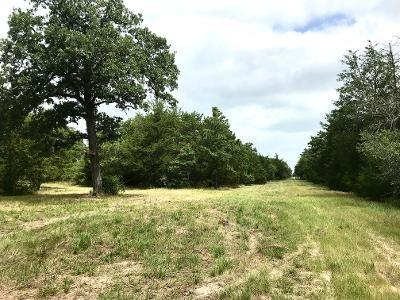 32.396 acres. Beautiful land with large/med trees. Property is mostly wooded with some cleared area up front. Perfect for someone wanting privacy & seclusion, or a hunting property. Plenty of wildlife: deer, turkey, etc. Selectively cleared would be a gorgeous ranchette. Great recreational property. No restrictions. Aqua water at the street, but a well may be a better option. Property is located approximately 2200 ft down an easement. It begins at 2nd gate. If showing after a rain, 4 wheel drive will be needed.