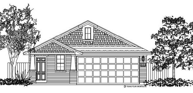 MLS# 1370510 - Built by Brohn Homes - November completion! ~ Darling single story plan on a lovely corner lot. Upgraded kitchen and master bath. Designer finishes throughout the home!!!Restrictions: Yes