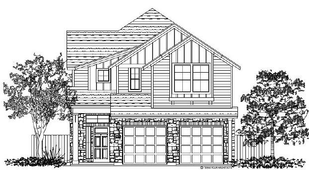 MLS# 6021489 - Built by Brohn Homes - November completion! ~ Modern 2 story plan in a gated lock and leave style community. Corner lot with upgraded kitchen and master bath. Designer finishes throughout the home.Restrictions: Yes
