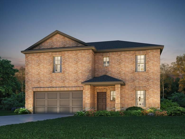 Restrictions: Yes Brand NEW energy-efficient home ready Sept-Oct 2020! Volume ceilings in the family room and foyer make a striking first impression. Complete with an upstairs game room. Espresso cabinets, white backsplash, soft gray tile, salt 'n pepper counters, greige carpet and gray oak vinyl in our Bold package. Amenities will include a pavilion, playground,