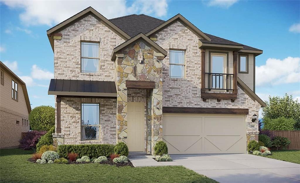 332 Old Trinity WAY, Williamson, Texas 78628, 4 Bedrooms Bedrooms, ,3 BathroomsBathrooms,Residential,For Sale,Old Trinity,9862227