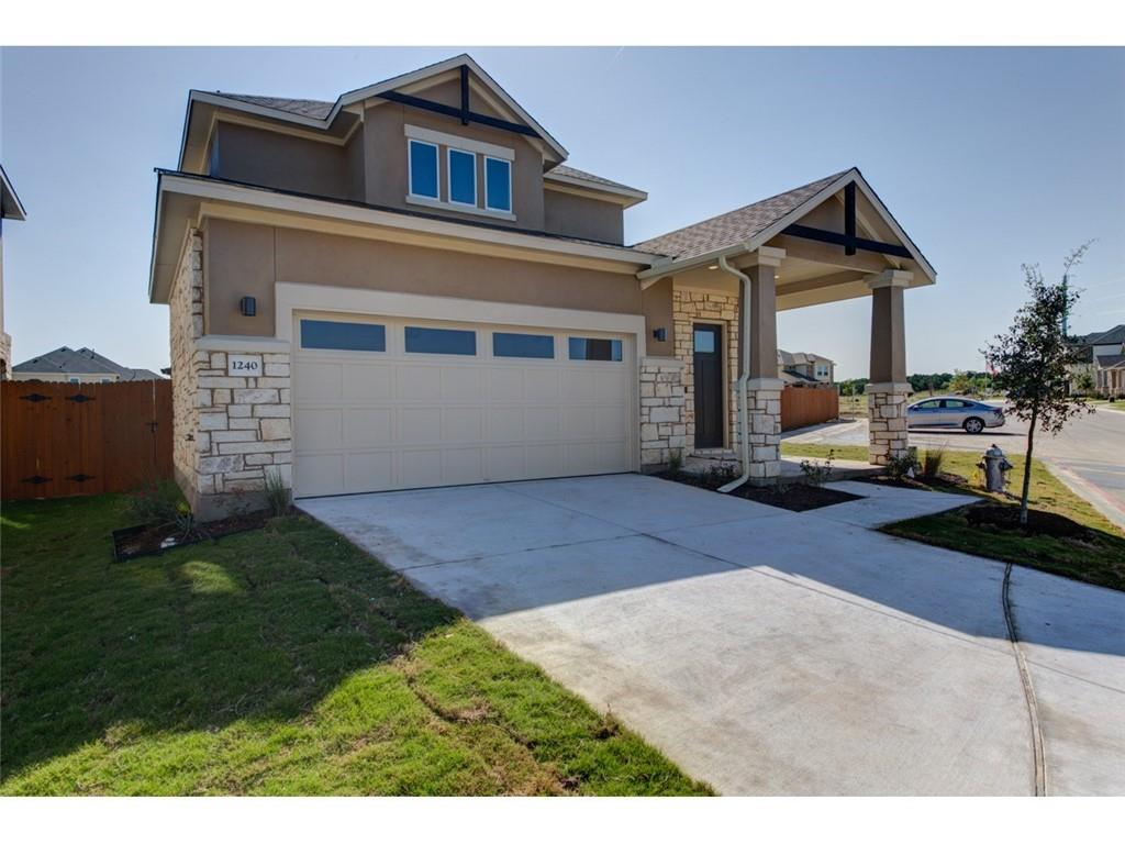 """Stunning Pinehurst New Construction home in Sarita Valley(The Mitchell). All sides masonry, full gutters, stone,& stucco. Some of the upgrades include 42"""" upper cabinets in kitchen, quartz counters, tankless water heater. Gourmet kitchen fit for a chef, GE® stainless appliances! High ceilings and open floor plan are great for entertaining. Fantastic community w/ access to community pool, playscapes, hiking/ jogging trails. Stop by model @1273 Summerbrooke Mon-Fri 12-6, Sat 10-6, Sun 1-6FEMA - Unknown"""