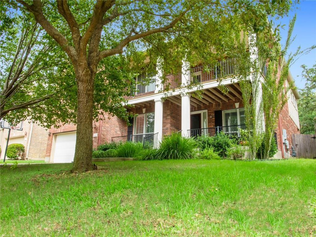 Beautiful, Spacious Home in Avery Ranch ~ 5 Bedrooms + Study/Office ~ 3 Full Baths ~ Open Kitchen with Granite Counters ~ Wood Floors Throughout Downstairs, Covered Front Porch ~ Large Backyard with Extended Patio & Playscape ~ Great Neighborhood with Amenities ~ Excellent Leander ISD Schools