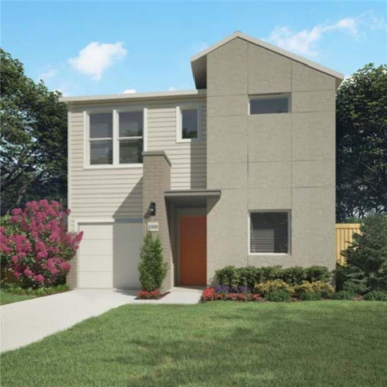 """15111 FORUM AVE/SPEC HOME/ESTIMATED COMPLETION NOV-DEC. Welcome to the Park at Wellspoint, a new home gated community off Wells Branch Parkway. Featuring free-standing homes w/garages & private fenced yards. 7 floor plans from 1322sf to 2153sf with soft contemporary exterior facades & open concept living spaces. 15111 Forum is a 1417SF """"Princeton"""" SPEC home with designer chosen selections! Homes from the low $300's Ask about September $10k design incentive. Open house daily 1-3PM.  Visit: masonwoodtx.com Sprinkler Sys:Yes"""
