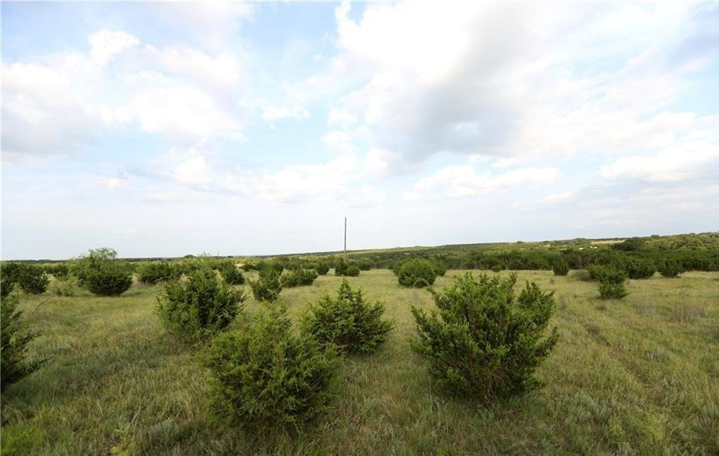 VIEWS, VIEWS, VIEWS..... Approx 20 mins outside of Lampasas and you can have the perfect 20 acre building site. Rolling hills, beautiful views, your back porch would over look a stock tank. This tract is fenced on 3 sides, the back side was intentionally not fenced due to the ag exemption. There is an optional cattle lease which helped the owner keep the ag exemption. Electric runs through the property and we believe CORIX water line runs on CR 2080 (will confirm w/corix)FEMA - Unknown