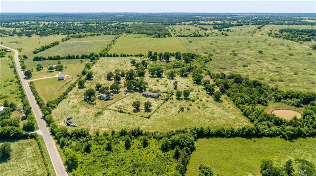 This diverse 70-acre property is comprised of oak and elm woods, a fenced hay field, mesquite grassland, and multiple water sources throughout. This great farming and hunting homestead includes all utilities and 100% mineral rights less than half a mile off Hwy 290 in Paige.Restrictions: Unknown