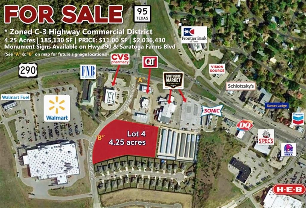 Restrictions: Yes Water, Gas, Electric, and Internet Available. Rough-leveled Lot. Seller may possibly sub-divide.