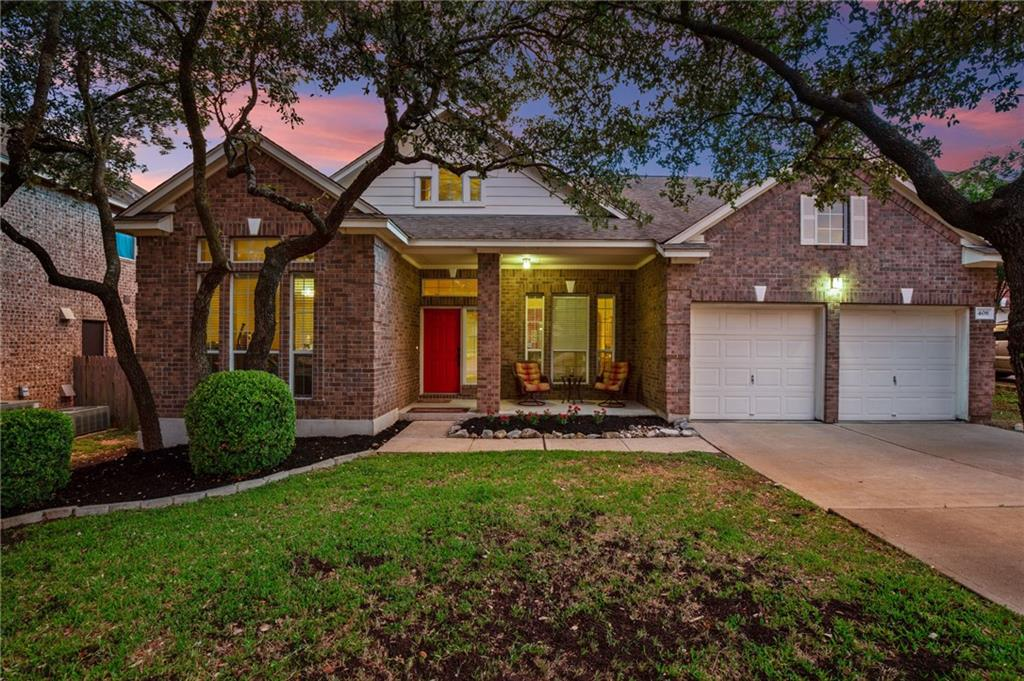 Welcome to Forest Oaks! This Cedar Park neighborhood has easy access to 183A, great shopping & dining, sidewalks, community center, pool, bike trails plus award wining schools. Looking for an open floorplan lots of storage & plenty of living spaces? This home has it! Well cared for by loving owners. Close to Brushy Creek Lake Park, a 90 acre park with amenities for days, including a water playscape, a canoe/kayak launch, sports fields, restrooms, & a skate park! Schedule your tour today.Restrictions: Yes