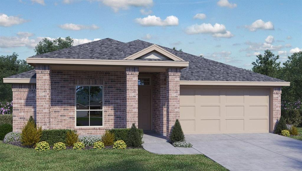 Restrictions: Yes UNDER CONSTRUCTION-EST. COMPLETION TBD. The Pioneer is an open concept single story with room for entertaining! This 3 bed, 2 bath, 2 car garage beauty greets you with a grand foyer & 2 spare bedrooms at the front of the house. The kitchen offers ample counterspace and is open to the dining & family for maximum visibility. The master is at the back of the home, allowing for plenty of privacy. The grand master bath & enormous walk in closet will take your breath away!