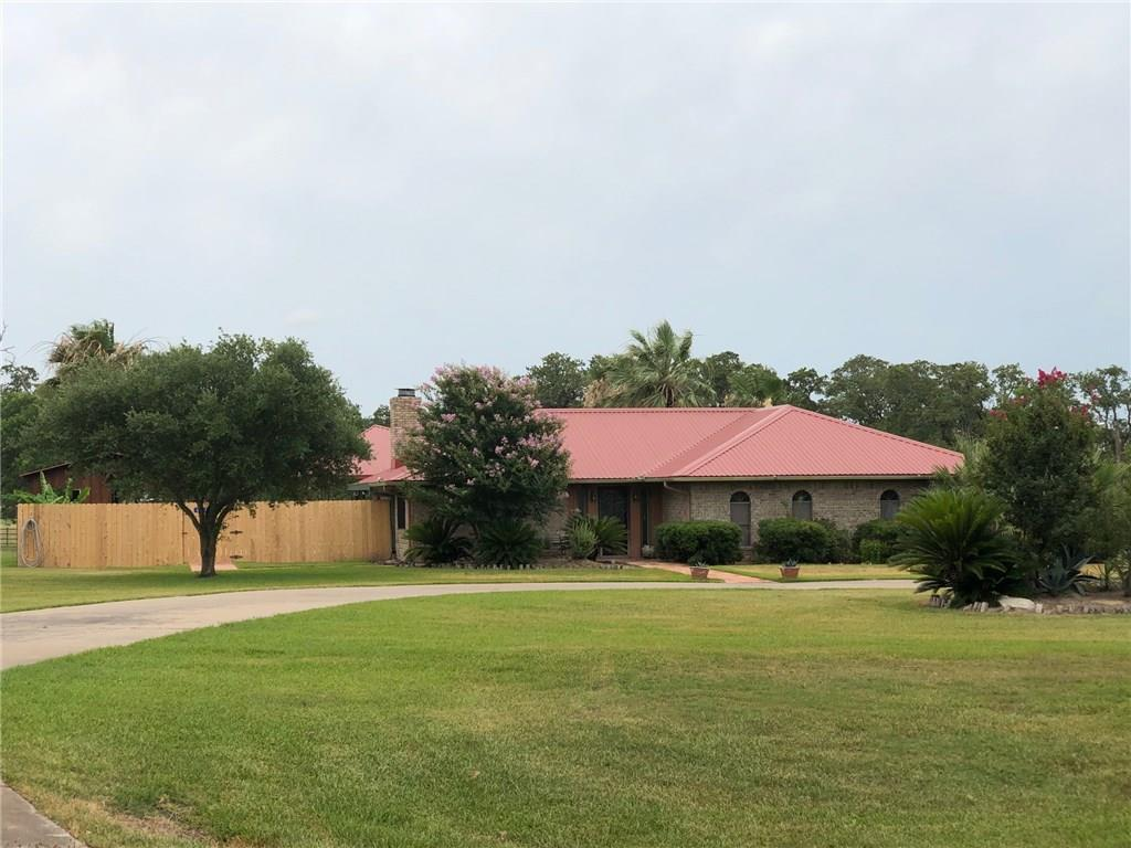Beautiful 3 bedroom, 2 bath brick home with swimming pool and backyard paradise, on 14.82 acres, with 2 ponds, stocked with Large Mouth & Florida Hybrid Bass & Blue Catfish, only 2.2 miles from downtown Giddings. Property offers beautifully view of the countryside!  The back yard and pool area, offers large Texas Sable Palm Trees & Sago Palms, that surround the open pool patio area; also along the front side of the property, there are beautiful Crepe Myrtles in full bloom.FEMA - Unknown Guest Accommodations: Yes Restrictions: Unknown