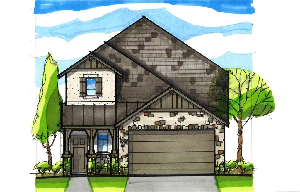 MLS# 8111547 - Built by Highland Homes - October completion! ~ Wonderful 2-story home with lots of upgrades and backs to green spaces with a pond.  Fantastic community amenities with poolswaterslides, fitness center, and lots of trails - Georgetown ISD!