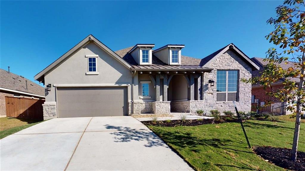 MLS# 5464959 - Built by Highland Homes - October completion! ~ Popular model home plan!  Stunning 4 bedroom, 3 bath home with theater room, study, planning room, and upgraded kitchen.  Walk to the amenity center complete with fitness center, pool and 2 water slides!