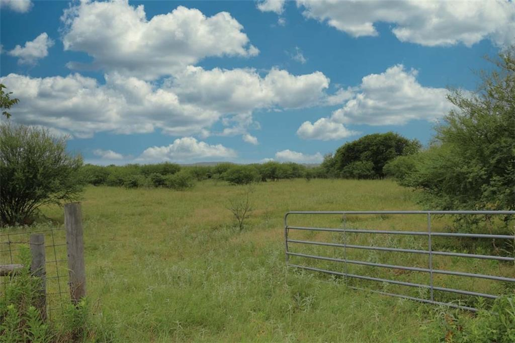 40 acres in two parcels of flat grassland. 719' of frontage on Hwy 71 and over 2500' along Smithville airport on the Northwest corner. One well on property and currently ag exempt.