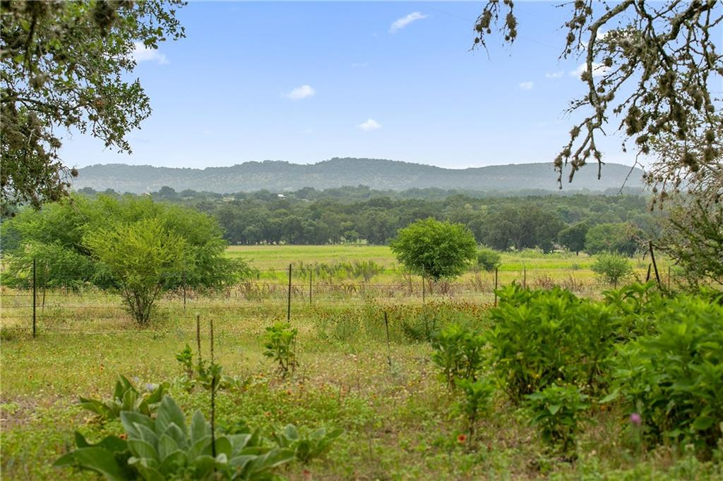 172.95 Acres conveniently located less than 5 minutes from downtown Johnson City, TX.  This ranch offers productive hay fields, a seasonal creek, good views, great hardwood trees and a variety of hill country wildlife. The property features a seasonal creek along a portion of the east property line and has level to rolling terrain that has had most of the cedar cleared. The ranch is currently being utilized for hay production, cattle grazing and hunting and includes a windmill/water storage tank.