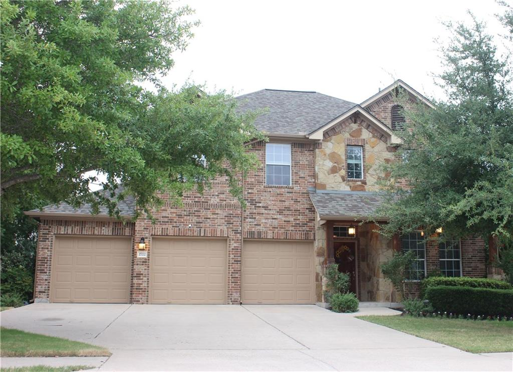 Gorgeous home in sought-after Highlands at Crystal Falls. Custom finishes throughout! Spacious living open to kitchen w/ granite. Formal dining w/ tray ceiling & private office. Game room up!  Jack & Jill bath divide bdrs & 3rd bdr is huge w/ walk in closet & full bath next door.  Master features tray ceiling w/large bump out windows. Walk in has built ins! New carpet 7/2020, roof 1/2020, fence 2019 & new sod front.  Huge backyard w/ custom patio & rock fire pit. PLEASE TEXT AGENT TO SCHEDULE SHOWINGS Sprinkler Sys:Yes