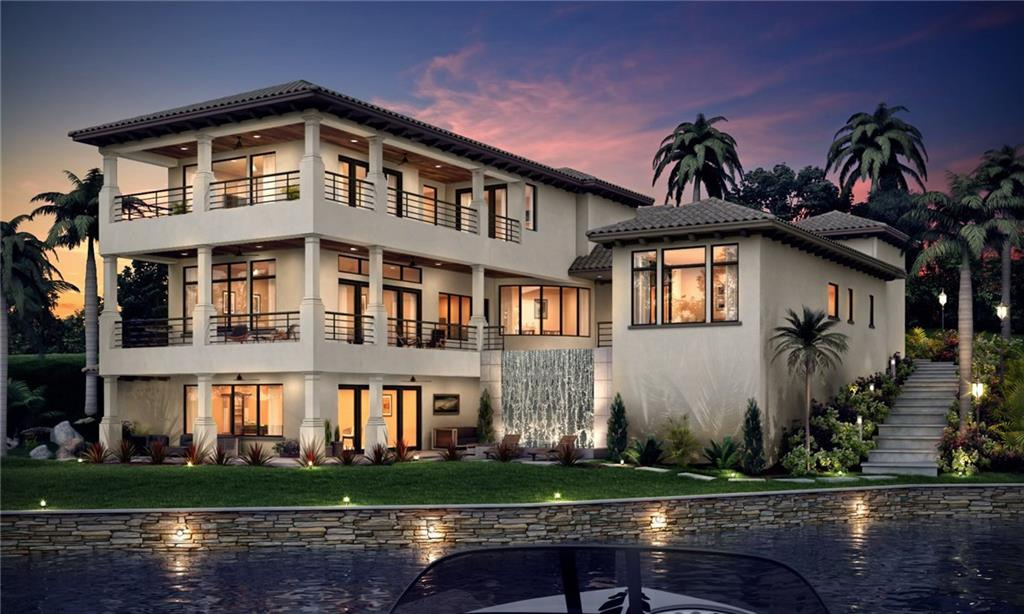Lago Escondido To-Be-Built 6 bedroom, 6 bath, 6,600 sqft home by Zbranek & Holt Custom Homes.  This undeveloped lot has the most Water Frontage available at 173 feet and has a NorthEastern exposure. The flow of this functional and elegant floor plan is inviting to all who enter. Watch the virtual walkthrough today and see for yourself. Membership to the nationally ranked Tom Fazio golf course valued at approximately $125,000.  Design, colors, selections, and terrain are an artist's representation.Guest Accommodations: Yes  Sprinkler Sys:Yes