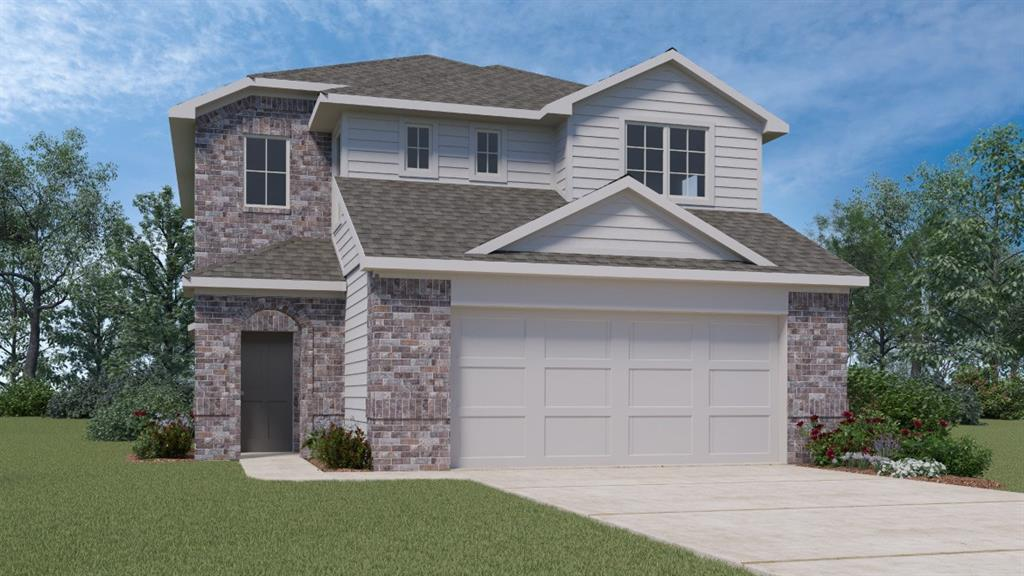 Restrictions: Yes Under construction - estimated completion in Dec 2020.  Master down plan with soaring 17.5' ceilings and a game room open to below. Kitchen features granite counters, stainless appliances, and white cabinetry. Baths have quartz counters, dark cabinets and tile surround in showers.  Full sod, irrigation, gutters, covered back patio on an oversized home site. Ask about the technology package and warranty coverage!