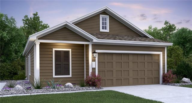 """Adorable one-story home with side entry into a spacious family room. Lovely kitchen with Silestone countertop and stainless-steel appliances. Beautiful vinyl plank flooring throughout with carpet in the bedrooms. This home includes an appliance package, 2"""" faux wood blinds, full sod and irrigation system!  Ainslie Floor plan. Estimated Oct completion.Restrictions: Yes  Sprinkler Sys:Yes"""