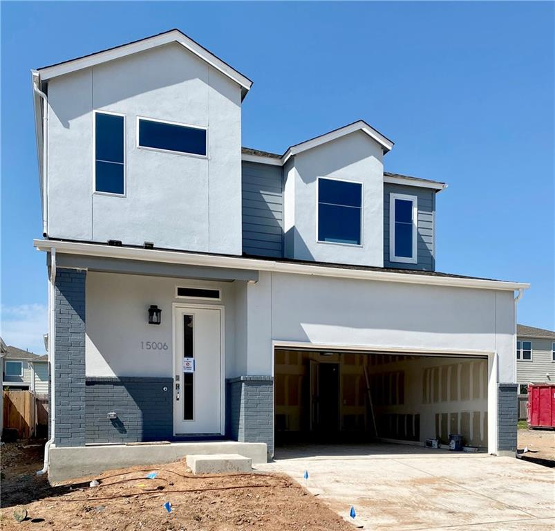 """Welcome to the Park at Wellspoint, a new home gated community off Wells Branch Parkway. Featuring free-standing homes w/garages & private fenced yards. 7 floor-plans from 1322sf to 2153sf with soft contemporary exterior facades & open concept living spaces. 1109 Showbox st is a to be built 1668 SF """"Amherst"""" plan with a 7-9 month delivery. Ask about $10,000 November incentive towards design. Model home open daily 1-3PM.  Visit:  Masonwoodtx.com  Please call ahead for available times to tour.  Please do not disturb tenant."""