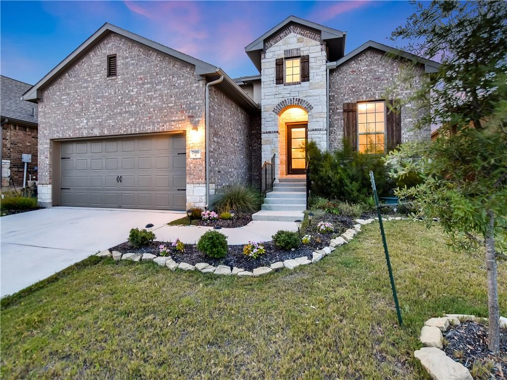 """Don't miss this opportunity to live in fantastic Tessera at Lake Travis, named """"2019 Best Master-Planned Community"""" according to Austin Business Journal. The proximity to the community pool, hike & bike trails, Lake Travis, and Lago Vista School District makes it the perfect place to call home! This wonderful home is LEED certified, has home automation, an open living room concept and spacious backyard, all while being conveniently located in a private cul-de-sac.Guest Accommodations: Yes"""