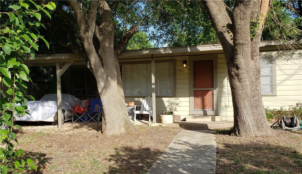 402 Saltillo ST, Hays, Texas 78666, 1 Bedroom Bedrooms, ,1 BathroomBathrooms,Residential,For Sale,Saltillo,6531210