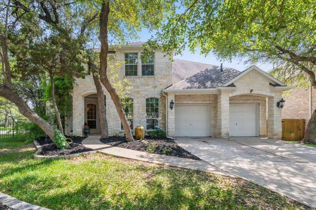Don't miss out on this private, corner-lot home in Grandview Hills! The front of the house faces a beautiful park w/ an abundance of trees & shade. The backyard faces the preserve w/ a stunning view. The interior features an open floor plan w/ vaulted ceilings & is plentiful of natural light. Master on main. 4 bdrm + study, formal dining, game room-up. Nest thermostats, smart light switches throughout & wired for surround. Sprinkler Sys:Yes