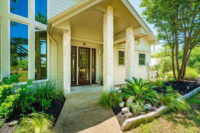 Gorgeous retreat situated on 13.42 acres surrounded by Balcones Canyonlands Preserve w/panoramic views for miles. Stunning custom home (3,883 sf) w/3 bd+3.5 ba & guest home (586 sf)w/1 bd+1 ba. Lovely saltwater pool & deck offer the perfect space for entertaining! Spacious 2-car garage, workshop, 40,000-gallon rain-water tank, addt'l reverse osmosis well water & commercial grade water softener. A RARE opportunity to own acreage surrounded by greenbelt w/in minutes of Domain, Apple, & more! A TRUE GEM!!!FEMA - Unknown Guest Accommodations: Yes  Sprinkler Sys:Yes
