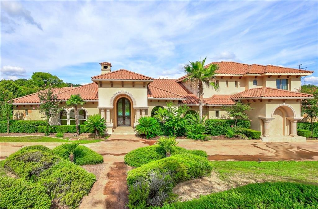 Bella Montagna Tuscan Cathedral-Style Home on Private 1.1ac * 4 Bedrooms plus Study & Loft, 5119sf & 3-Car Garage * Resort-Like Backyard w/ Diving Pool & Spa, Covered Patio w/ Gas-Log Fireplace & BBQ * Extraordinary Craftmanship & Quality Materials t/o * Cast Iron Cantera Front Door * Opulent Interior Design w/ Roman-Chapel Ceilings w/ Lighted Domes & Recesses * Travertine Stone Floors & Pillars * Granite Countertops * Beautiful Cabinetry & Built-Ins t/o * Butler Pantry w/ Sink * Kitchen Desk * Must See!Restrictions: Yes