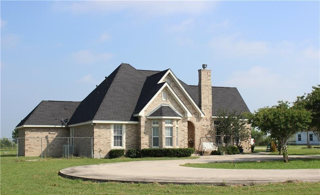 ETJ Property!!! 2 Acres with a stunning main home in the front and separate rental property behind. Includes a storage building as well. Less than 5 minutes to I35, Outlets, Highschool, convention center, & Amazon Distb. Center. Booming area with projects within 10 minutes of all directions! 24hrs notice to show - tenants in front of home DND - access once under contract.