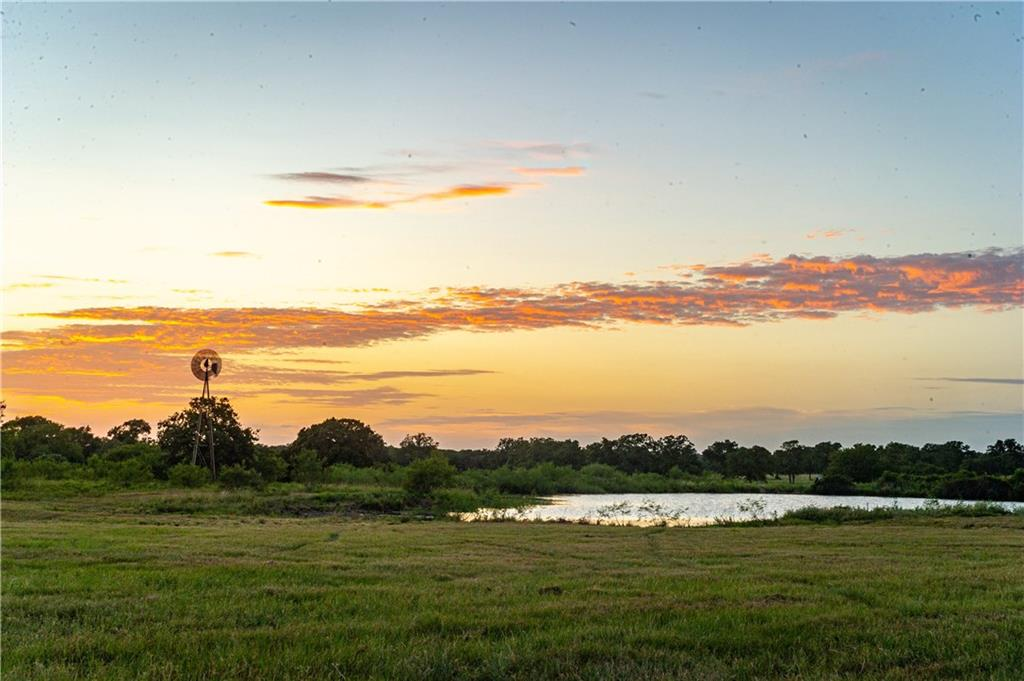 This 130 +/- acre tract sits just north of I-10 just miles outside of Flatonia half between Houston and San Antonio. This scenic property features gently rolling terrain from front to back creating spectacular building site atop the highest point on the property with several large live oaks, incredible sunset views, a pond, electric line, and a lake site is possible. The property has also been worked meticulously to run cattle and produce hay. A set of Texas A&M designed cattle pens also convey.