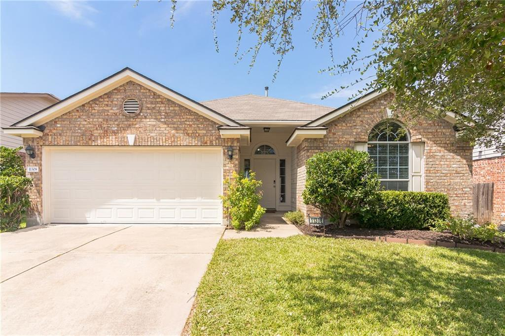 Well maintained 1 story, 3 bed, 2 bath with dedicated flex/office space; tile and wood laminate throughout, no carpet; fresh paint interior and exterior; walking distance to elementary school and community pool; 1.5 mi (approx) to Lakeline Park & Ride; close to new Dell Children's Hospital, shopping and restaurants. Walking distance to Brushy Creek trail accessFEMA - Unknown  Sprinkler Sys:Yes