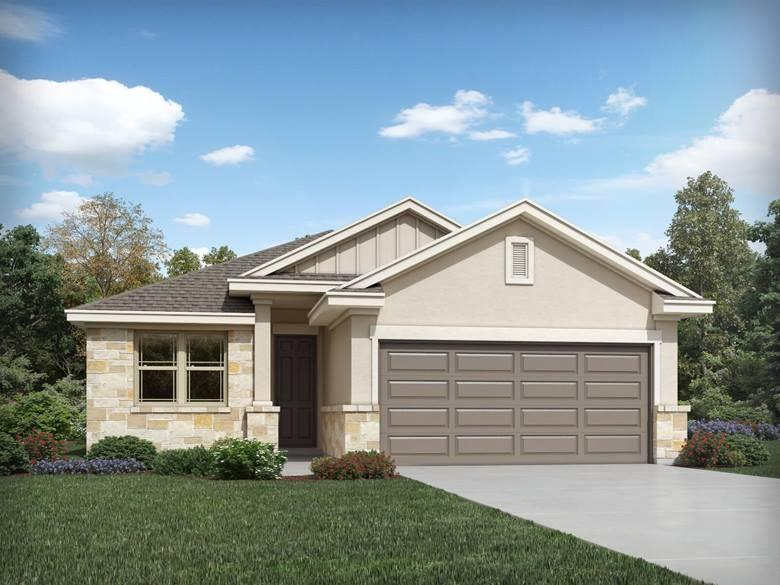 Brand NEW energy-efficient home ready Oct-Nov 2020! Open, expansive breakfast bar, private study, and walk-in closets. Light linen cabinets, creamy granite countertop, greige tile, sand colored carpet, wheat oak vinyl plank in Essential pkg. Siena is a charming community offering unbeatable convenience to entertainment, shopping, and major highways. Known for their energy-efficient features, our homes help you live a healthier and quieter lifestyle while saving thousands of dollars on utility bills.