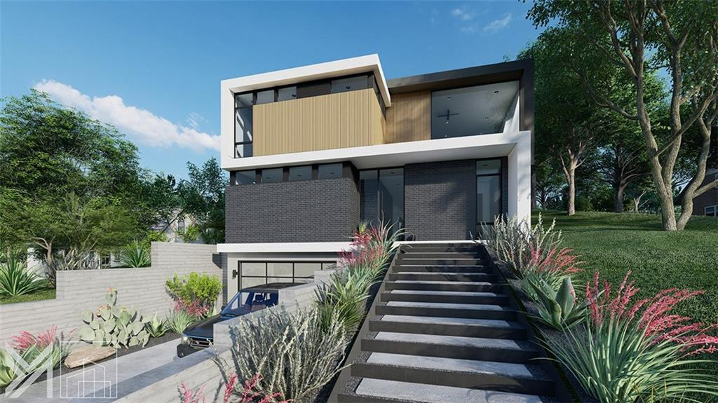 Contemporary luxury custom home from Master Builders Urban ATX and McEathron Architecture. In the heart of Travis Heights, perfectly located to South Congress, Big Stacy Park, Lady Bird Lake and Downtown Austin. Currently under construction with estimated completion first quarter of 2021.  Buyer may make/alter design selections. See our other inventory in '04 urban-atx.com.Restrictions: Yes