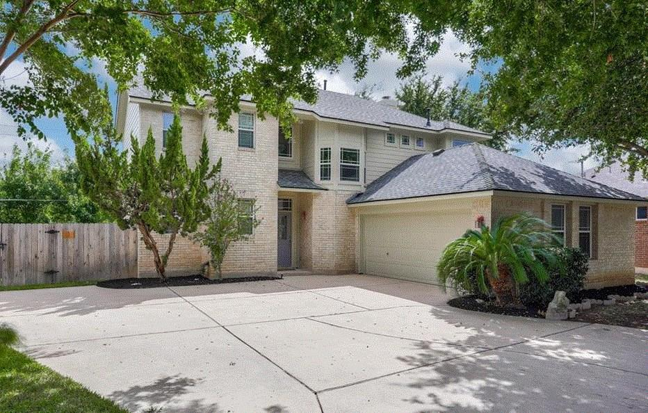 Hidden on a super quiet culdesac! Bright/open floor plan with peaceful back yard & deck for plenty of space-feels larger than 2071 sf. Office used as bedroom downstairs w/ a full bath.  2 large beds, full bath & separate desk & cabinets upstairs.  Large master up w/2 walk-in closets, double sinks, sitting area and high ceilings. So many recent updates, YOU WON'T WANT TO MISS THIS ONE!  Appointment with agent, no sign, Pre-qualification required for showings.