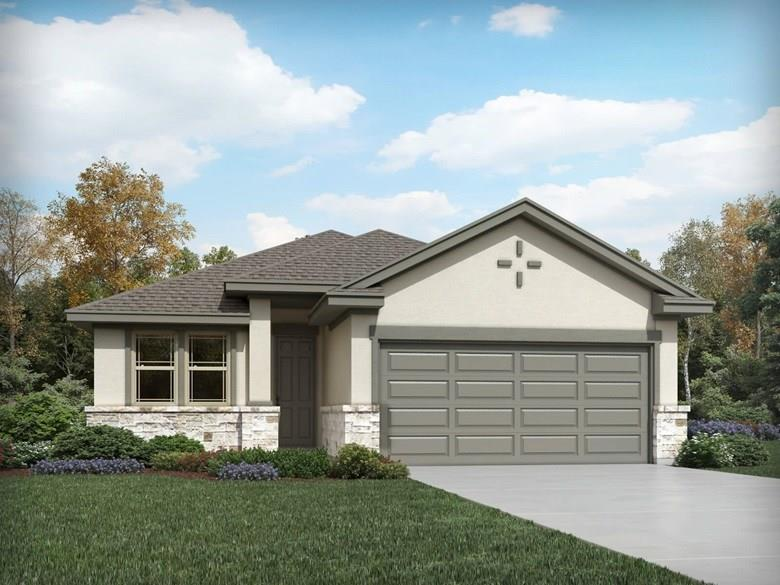 Brand NEW energy-efficient home ready November 2020! Open, single-story home with expansive breakfast bar, and walk-in closets to solve storage challenges. Espresso cabinets, salt 'n pepper counters  and gray oak vinyl in our Bold package. Siena is a charming community offering unbeatable convenience to entertainment, shopping, and major highways. Known for their energy-efficient features, our homes help you live a healthier and quieter lifestyle while saving thousands of dollars on utility bills.