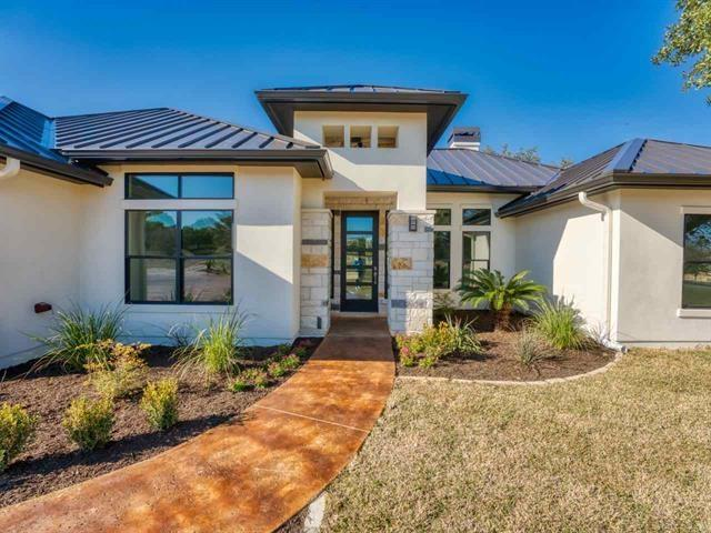 Gorgeous upgrades throughout this beautiful new construction in Horseshoe Bay Applehead West. Carrara Marble countertops, Custom Wood Cabinetry w/underlighting, Stainless Appliances, Spacious Patio w/Outdoor kitchen, Spray foam insulation, Golf Cart Garage Door & much more. Homeowners of AppleheadWest enjoy POA pool, tennis courts and newly remodeled cooking pavilion & bathrooms. This Property has special HSB membership considerations for The Club at Horseshoe Bay please contact HSB Membership for detailsFEMA - Unknown Restrictions: Yes