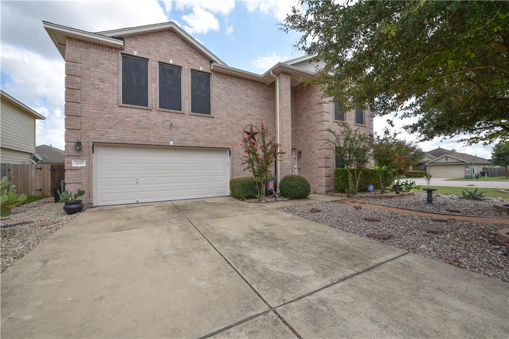 Amazing single-family home on a corner lot in a wonderful neighborhood near Hutto High School, shopping, and restaurants. Upon entry you will notice the grand entry way and one of the three living rooms to the right. Complete modern kitchen is equipped with stainless steel appliances, island, granite countertops, and ample cabinet space. Huge formal living room has recessed lighting, updated light fixtures, and tile flooring. Spectacular master bedroom has all the space you could ever want and has its own ensuite that includes a double vanity, stand up shower and walk in closet. Impressive backyard has a covered patio and privacy fence making it the perfect place for all your family and friends. Do not miss out on this great home, so schedule your private tour today!