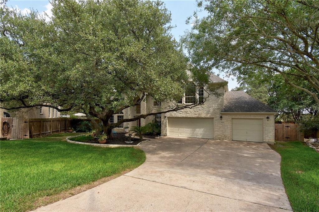 Rare 5 Bedroom in THE PARK ... Updated and meticulously maintained... Study... Large media room/kids living... Formal and informal Dining... NO CARPET... Mature live oak trees... Oversized Cul de sac lot... GOOGLE FIBER ... Walk to Kiker ElementaryRestrictions: Yes  Sprinkler Sys:Yes