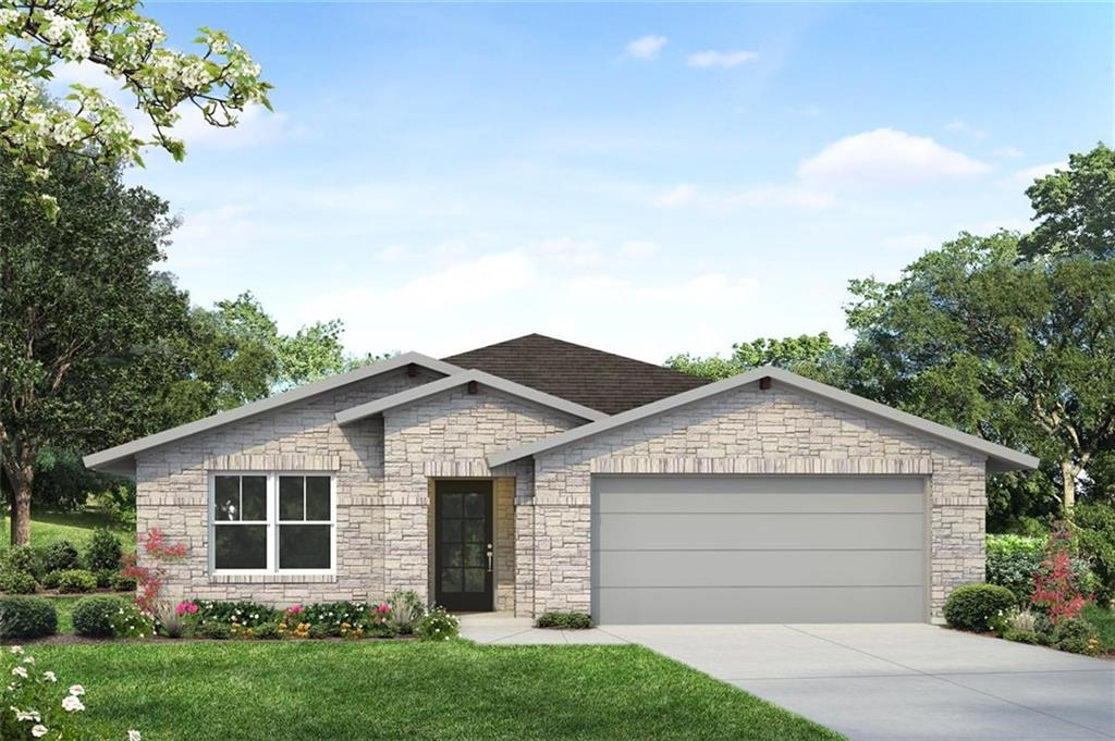 """MLS# 8210039 - Built by Brohn Homes - January completion!!! ~ This beautiful 2038 sq ft home will be complete for move-in Jan 2020. This home features a private study, stainless steel appliances, and 42"""" kitchen cabinet uppers. The master bathroom offers an extended walk-in shower with a raised dual vanity. **Photos not of actual home**Restrictions: Yes"""
