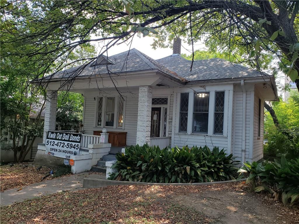 Exciting Opportunity to buy and own a piece of Downtown Austin Texas. This property